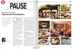 JR.Campaign Temmuz Sayısı | Barselona Mutfağı